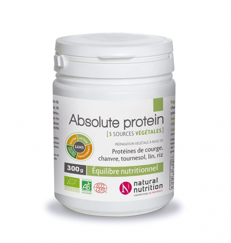 Absolute Protein : innovation 2017