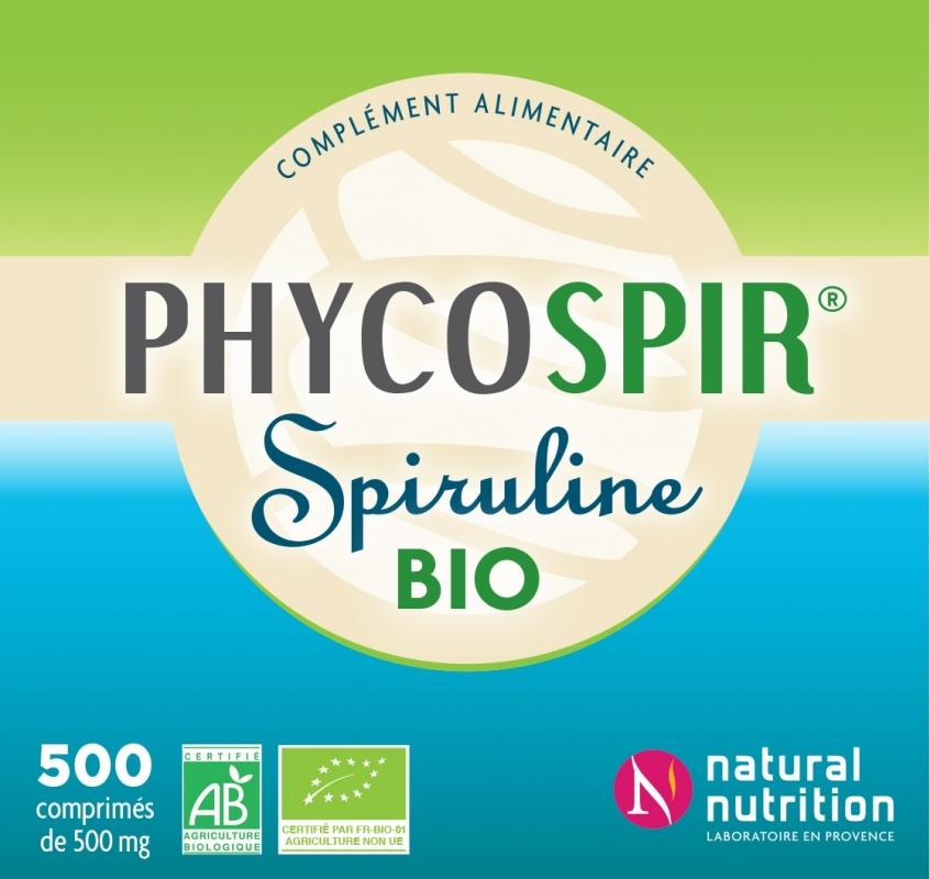 Découvrez la Charte Qualité de notre Spiruline bio Phycospir®