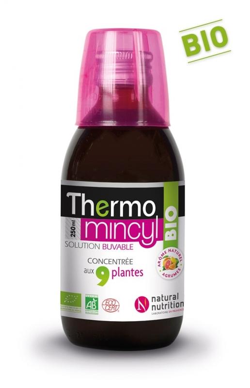 Nouveauté Minceur : Thermomincyl BIO