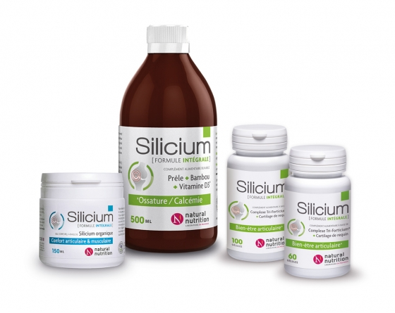 SILICIUM FORMULE INTEGRALE GAMME NATURAL NUTRITION.jpg